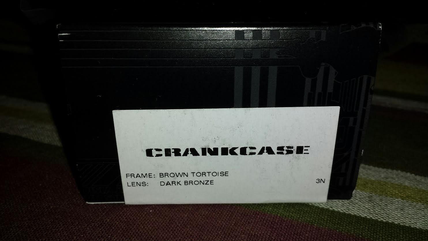 BNIB Crankcase, Dark Bronze Lens, Brown Tortoise Frame - crank3.jpg