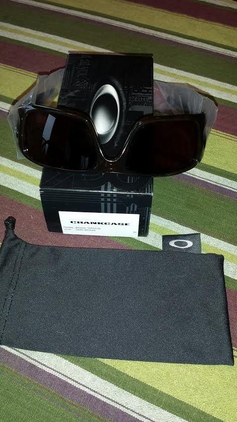 BNIB Crankcase, Dark Bronze Lens, Brown Tortoise Frame - crank4.jpg