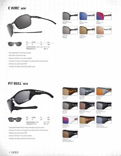 2011/2012 Oakley Eyewear Catalogue - cwire.jpg