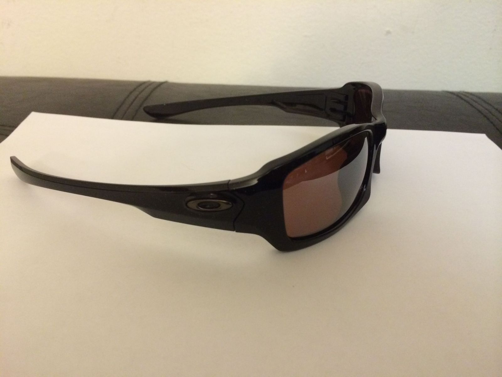 Asian Fit - Metallic Fives 3.0 W/ Polarized Vr28 Black Iridium - d6qlI0x.jpg