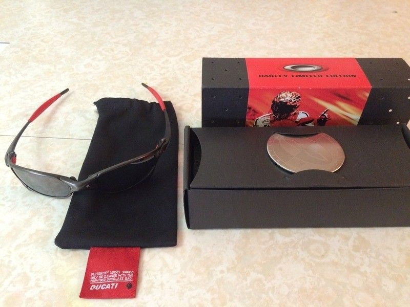 "MINT Oakley Ducati Juliet X-Metal Sunglasses Serialized ""DUCATI005492"" - D7B8CA84-D47B-419C-971E-13D27F06E20A_zpsh9bzx5mi.jpg"