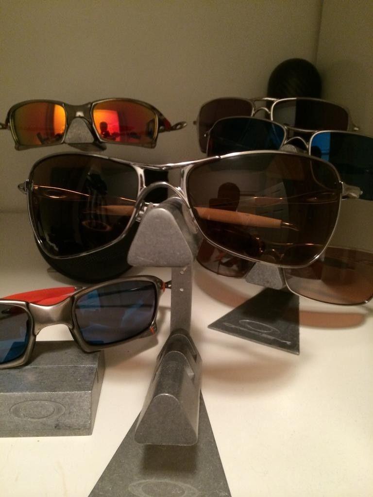 FS Oakley Crosshair Original 1.0 Brand New Polished - D8C5D77C-E729-4588-889A-2201534B17EC.jpg