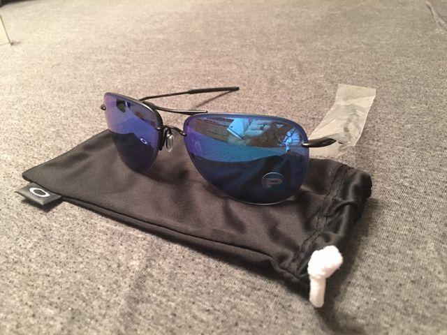 For Sale Oakley Tailpin Saphire Iridium Polarized BNIB - dd167dc91283e3d34af28b2f1e5ea106.jpg