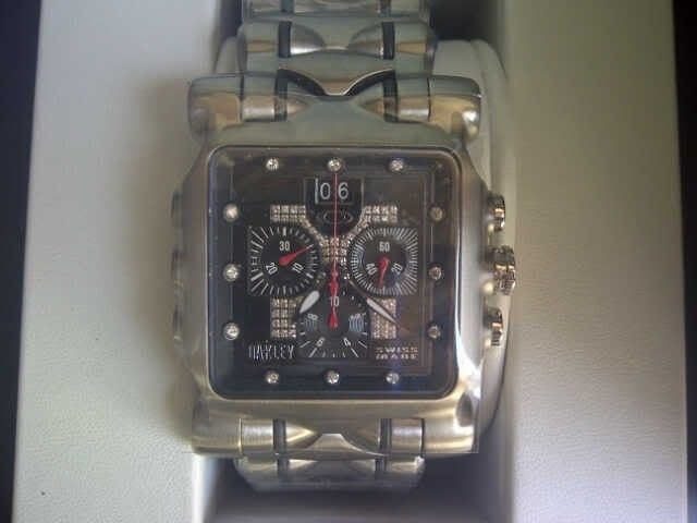 Oakley Minute Machine Diamond Dial BNIB For Sale :) - diamonddial2.jpg