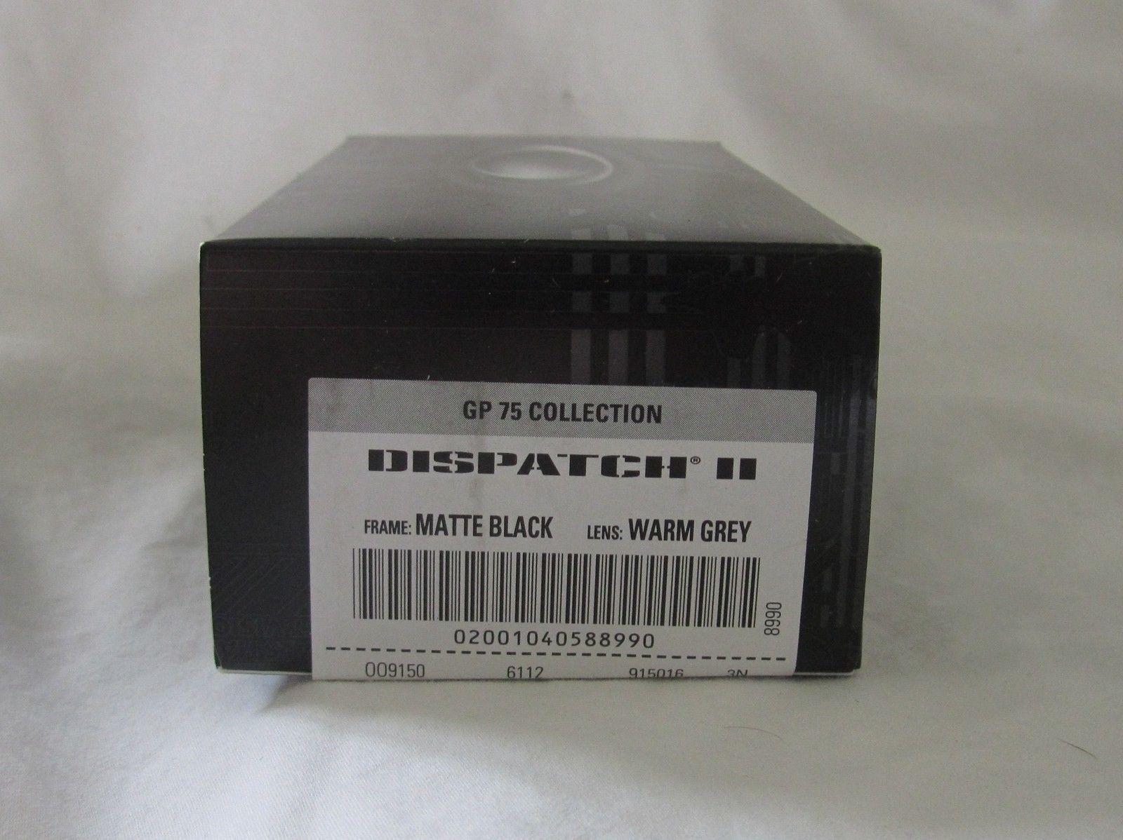 GP 75 Dispatch 2, Black / Warm Grey 10/10 Limited Edition Authentic - dispatch09.jpg