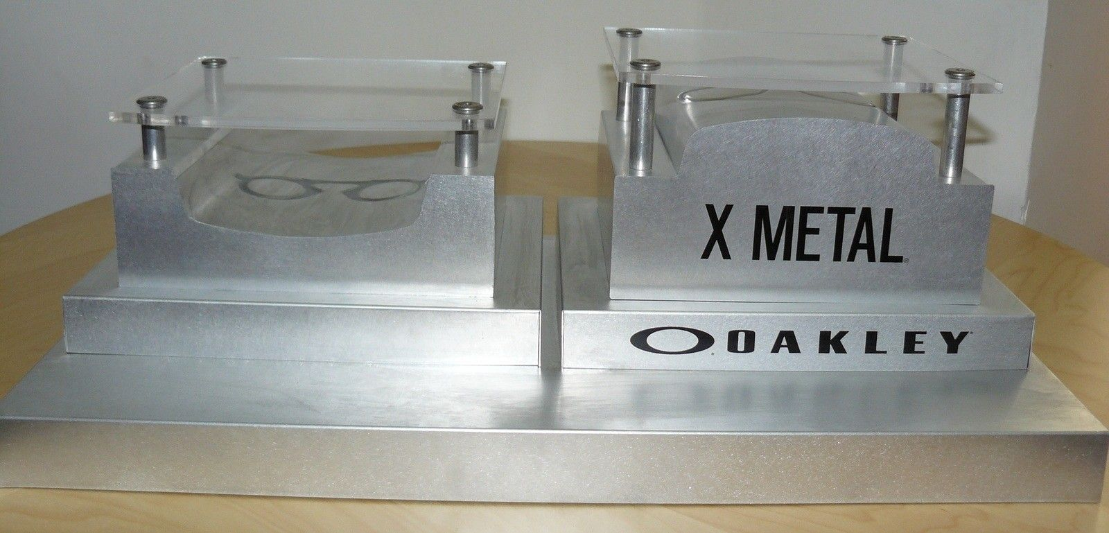 New X-Metal display - one year anniversary - display.jpg