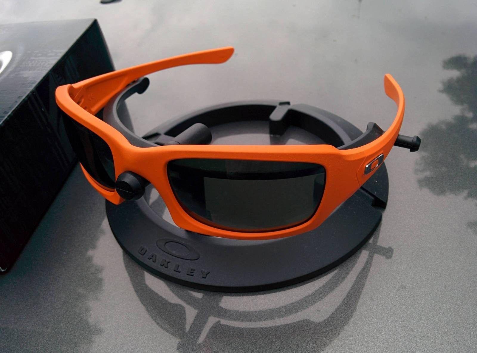 Safety Orange Cerakote Fives Squared/Grey Lens - dP36KbH.jpg
