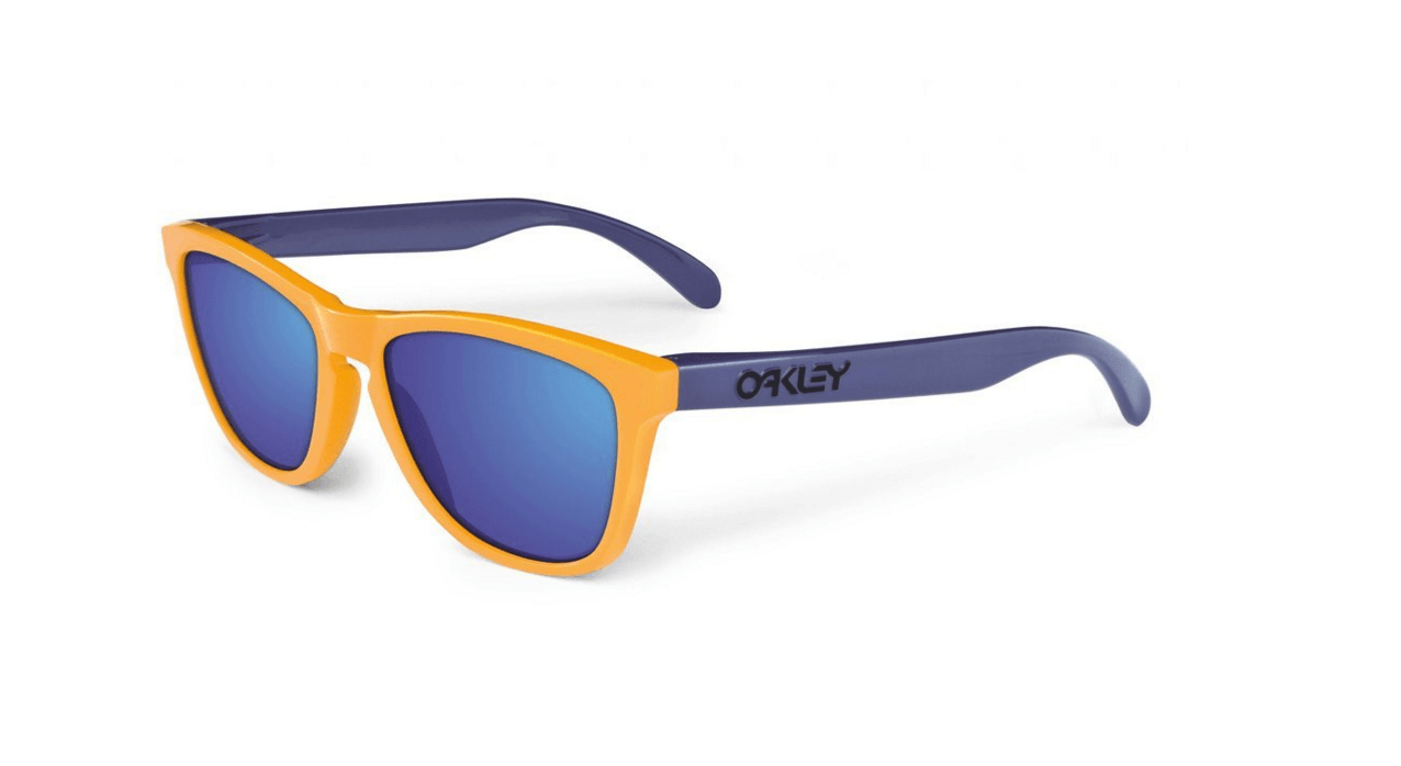Frogskins Frame Color Difference - Dropoff Aquatique Oakley Frogskins.png