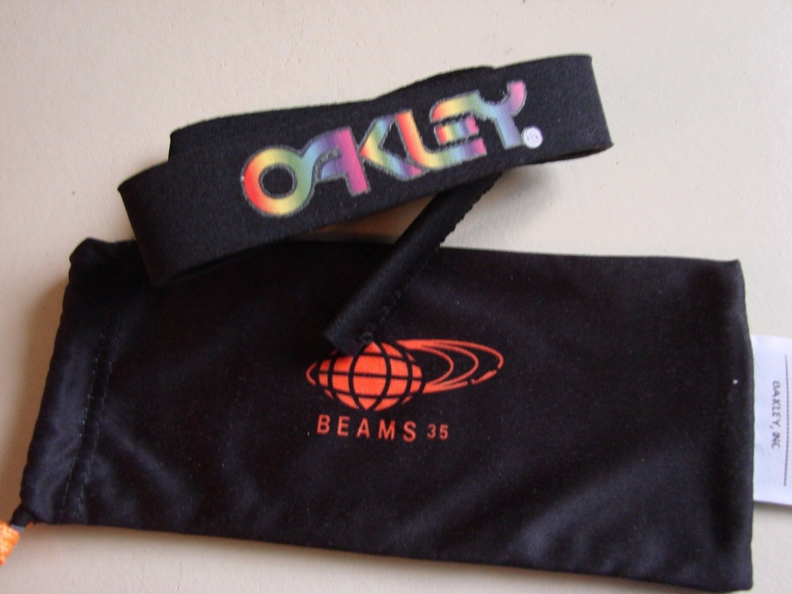 SOLD - BEAMS 35th Anniversary - Black/Navy Fade - DSC00016.JPG