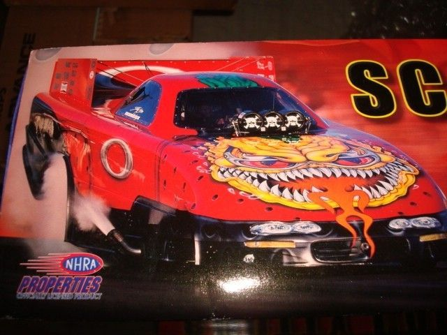 Scotty Cannon Killer Red Mater 1:24 scale diecast NIB - DSC00137.JPG