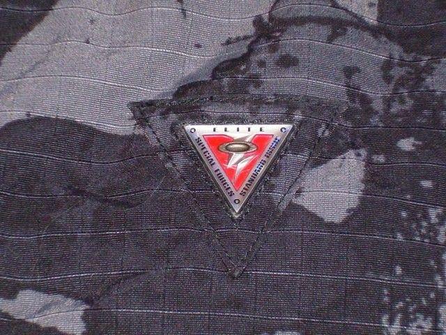 Night Camo Urban Assault Standard Issue Winter Coat Size M - DSC00231.JPG