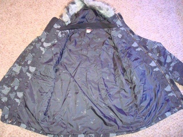 Night Camo Urban Assault Standard Issue Winter Coat Size M - DSC00234.JPG