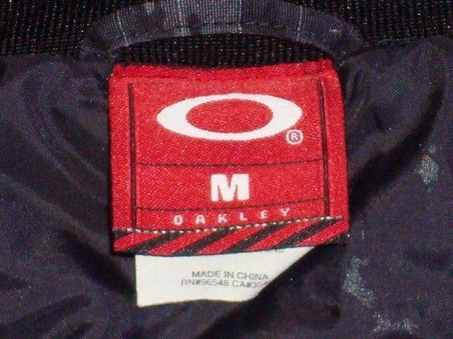 Night Camo Urban Assault Standard Issue Winter Coat Size M - DSC00235.JPG