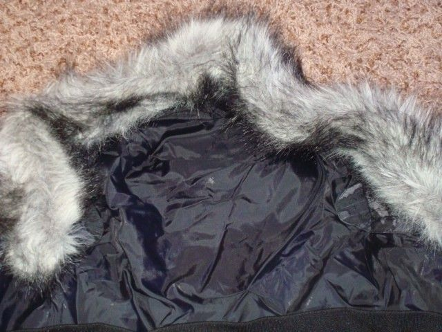 Night Camo Urban Assault Standard Issue Winter Coat Size M - DSC00236.JPG