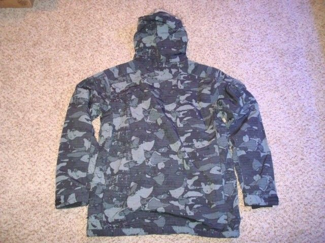 Night Camo Urban Assault Standard Issue Winter Coat Size M - DSC00237.JPG