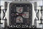 Oakley Minute Machine Titanium Black Dial Sku # 10-193,   New IN Shrinkwrap Sealed! - dsc0023ol.th.jpg