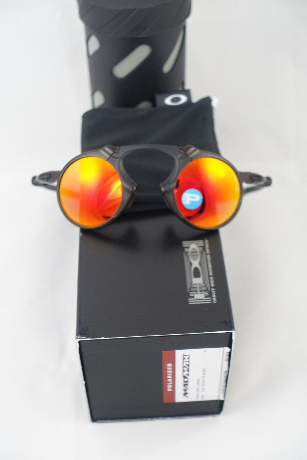 Madman Plasma/Fire and Dark Carbon/Ruby BNIB - DSC00293.JPG