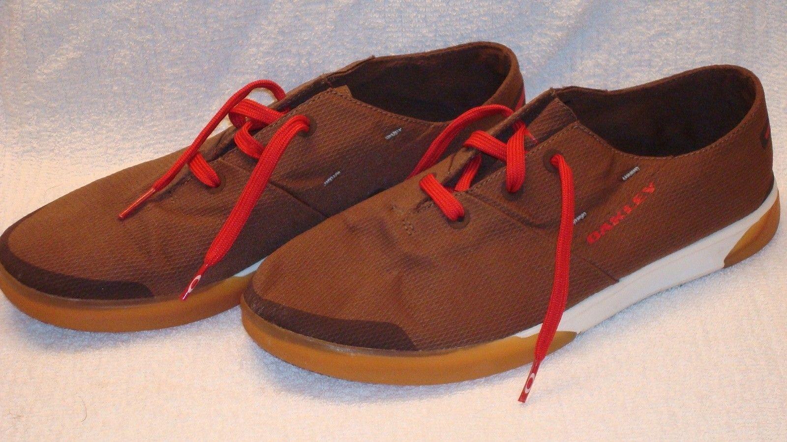 2 pairs of unreleased prototype Oakley shoes size 9 - DSC00493.JPG