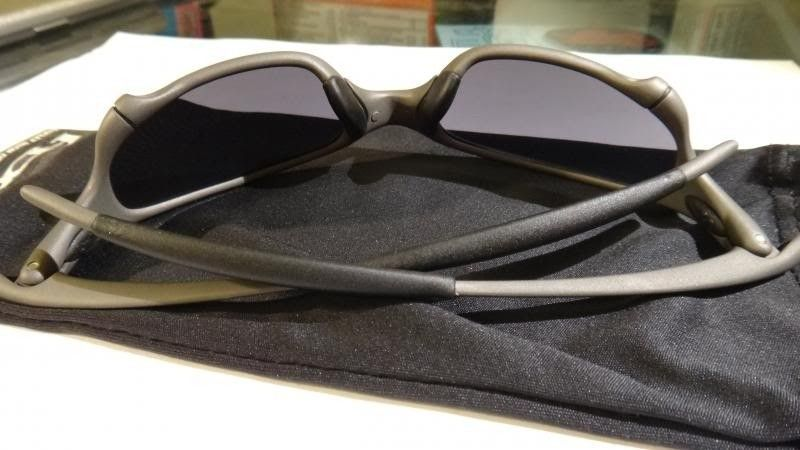Oakley Juliet X Metal Frame Black Iridium Lens NO SERIAL Mint Like New - DSC00587_zps7378aaa3.jpg