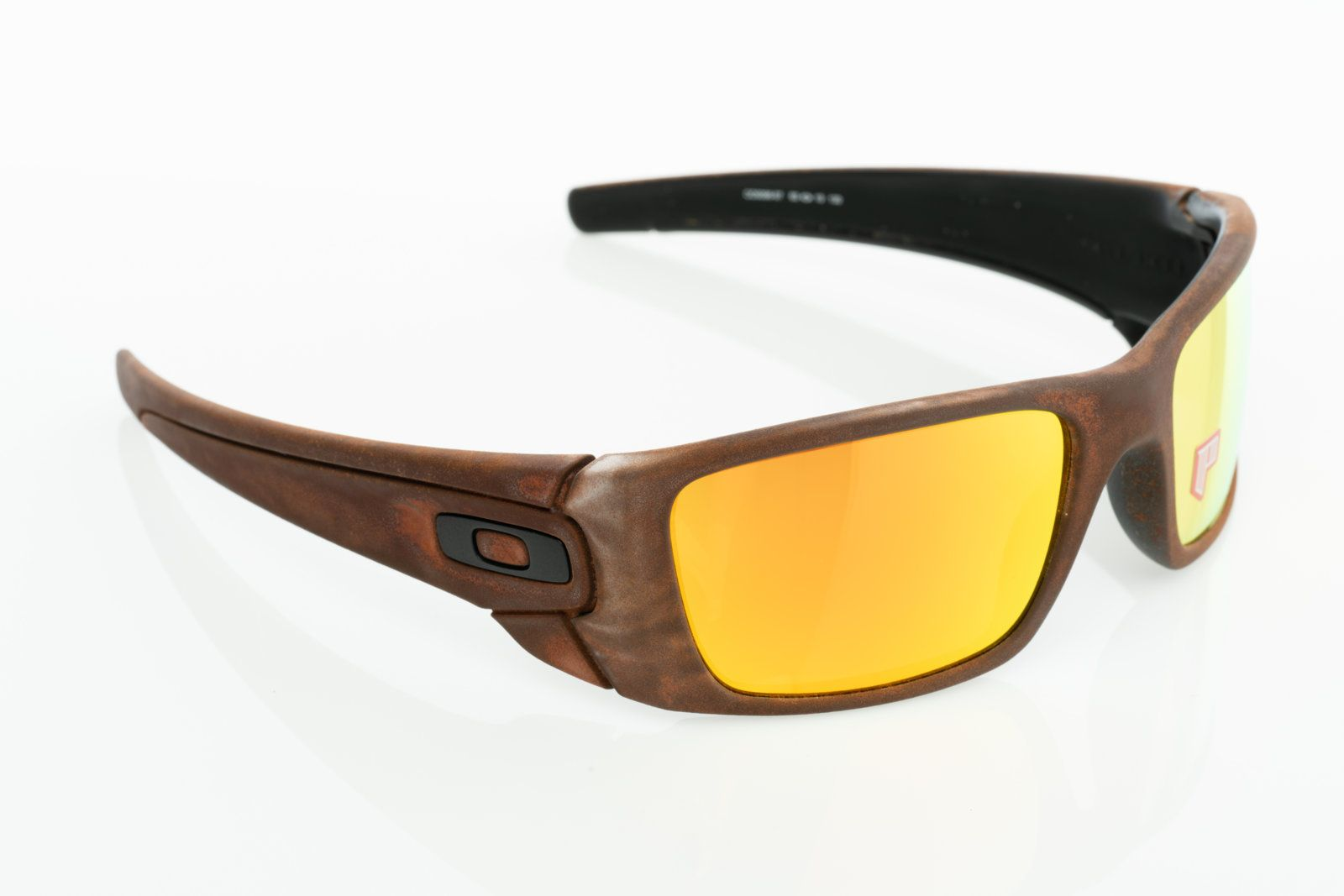 bf8477031c67 ... discount code for nib oakley fuel cell fallout collection limited  edition rust decay with fire iridium