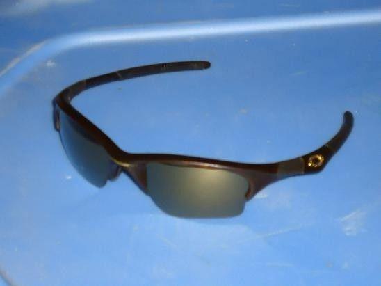 Half Jacket XLJ Rootbeer & Black Frames -- Matte Black Monster Dog - DSC00696_zps357b9d5e.jpg