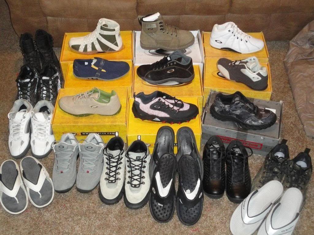 Some of my shoes. I'm a massive fan! - DSC01028.jpg