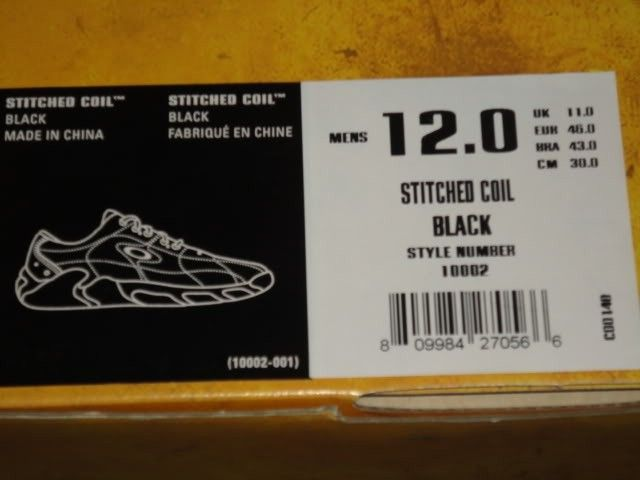 NIB Shoes For Sale SILK Gatling Habanero Rip Cord Go Kart 2.0 - DSC01037.jpg