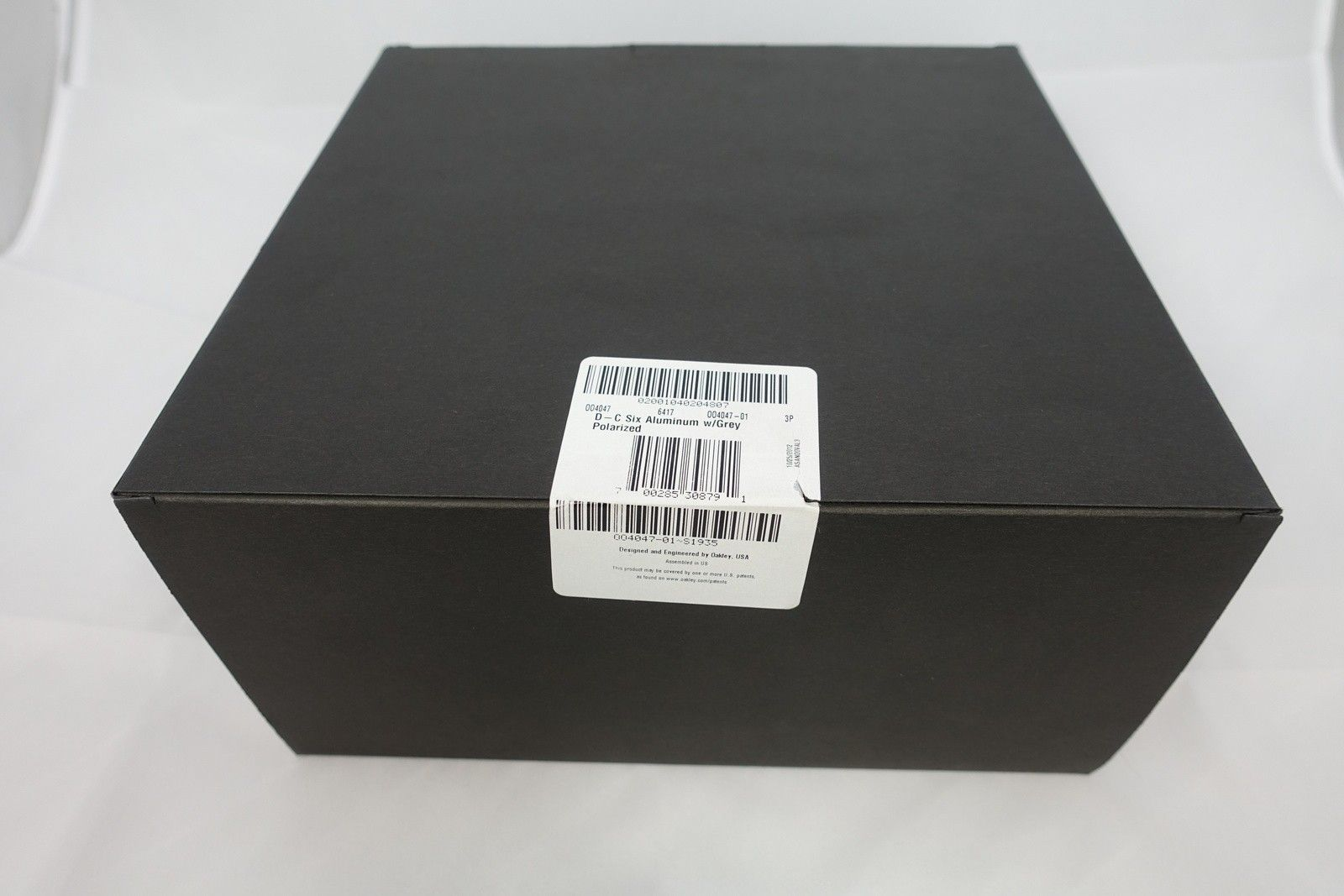 C-Six Aluminum #1116 BNIB - DSC02277.JPG