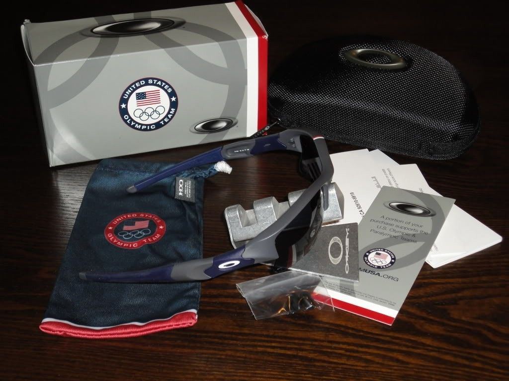 WTS Or WTT: Team USA Half Jacket 2.0 XL -  Flack Jacket XLJ &  Batwolf BNIB - DSC02361.jpg