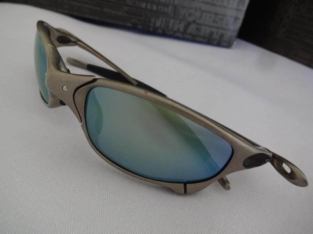 Juliet Plasma Frame W/ Emerald Iridium Lenses W/ Serial # - DSC02459_zpsd22f36df.jpg