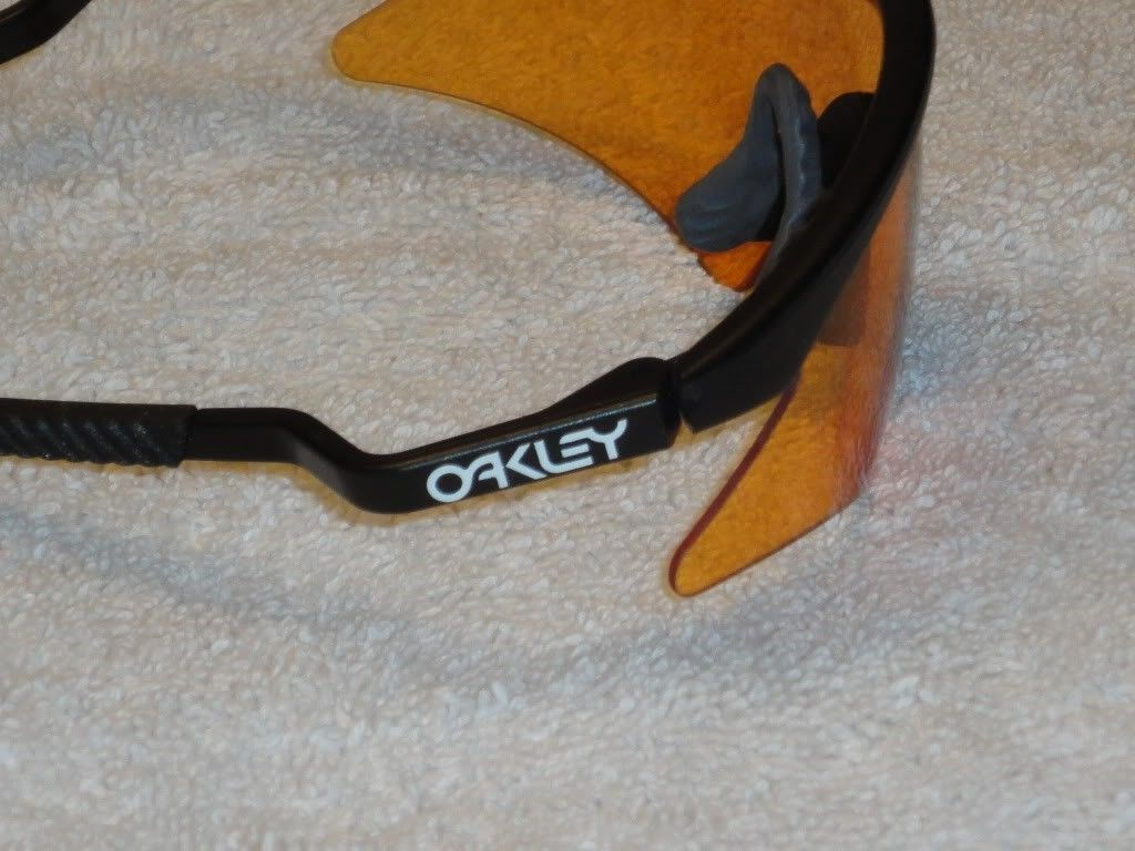 Brand New Gen I M-Frame Matte Black / Persimmon Sweep - DSC02790.jpg