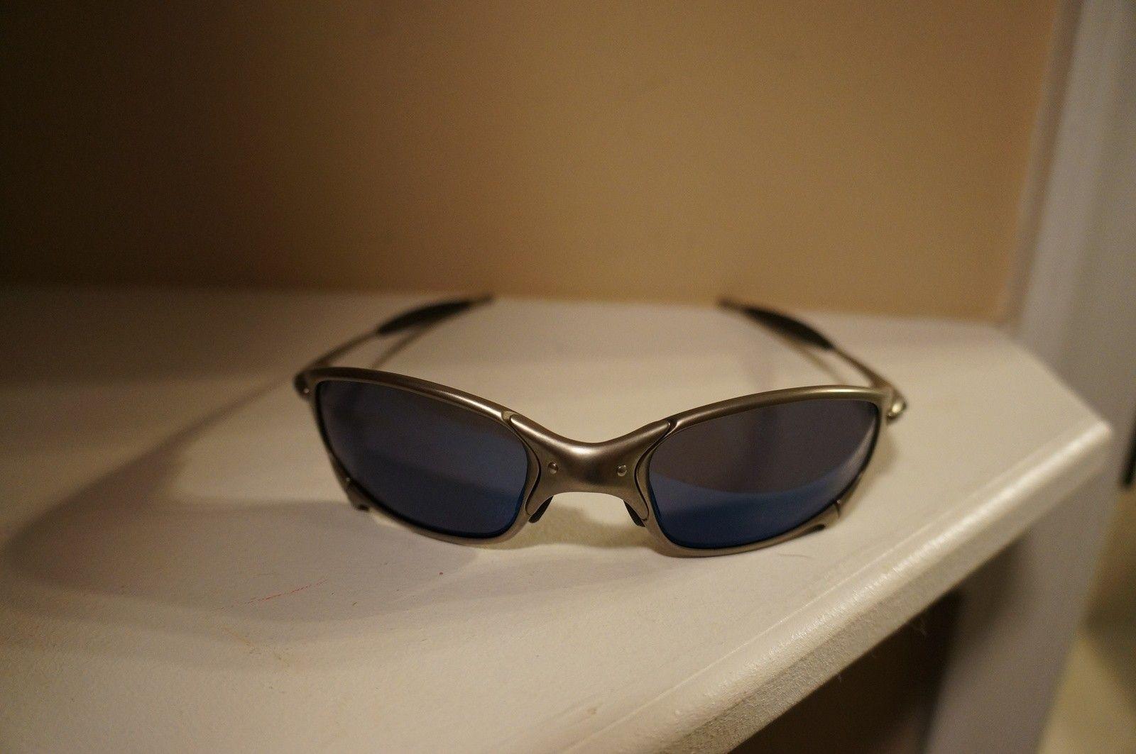 4034947936 Oakley Juliet Sunglasses Plasma   Ice Iridium