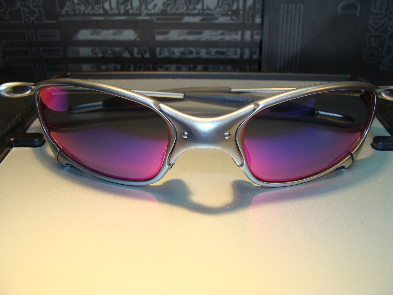 PRICE DROP: $75 Custom Cut Pos Red Lenses For Juliet, Brand New Never Worn - dsc03642p.jpg