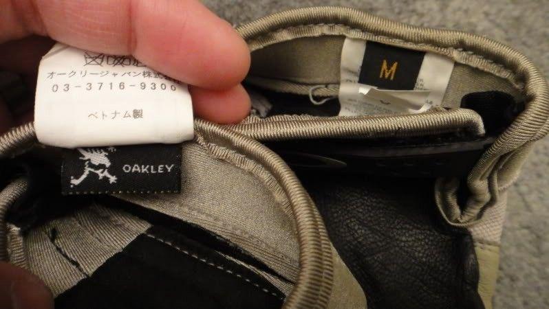 FS: Oakley SI Assault Gloves Size M (pics) - DSC03814.jpg