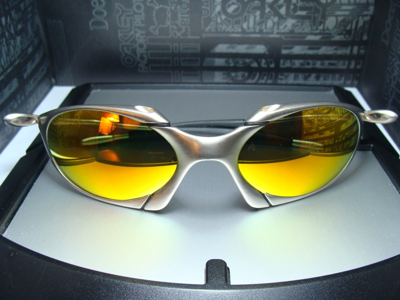 Brand New Romeo 1 Fire Iridium Custom Lenses - DSC04141.JPG