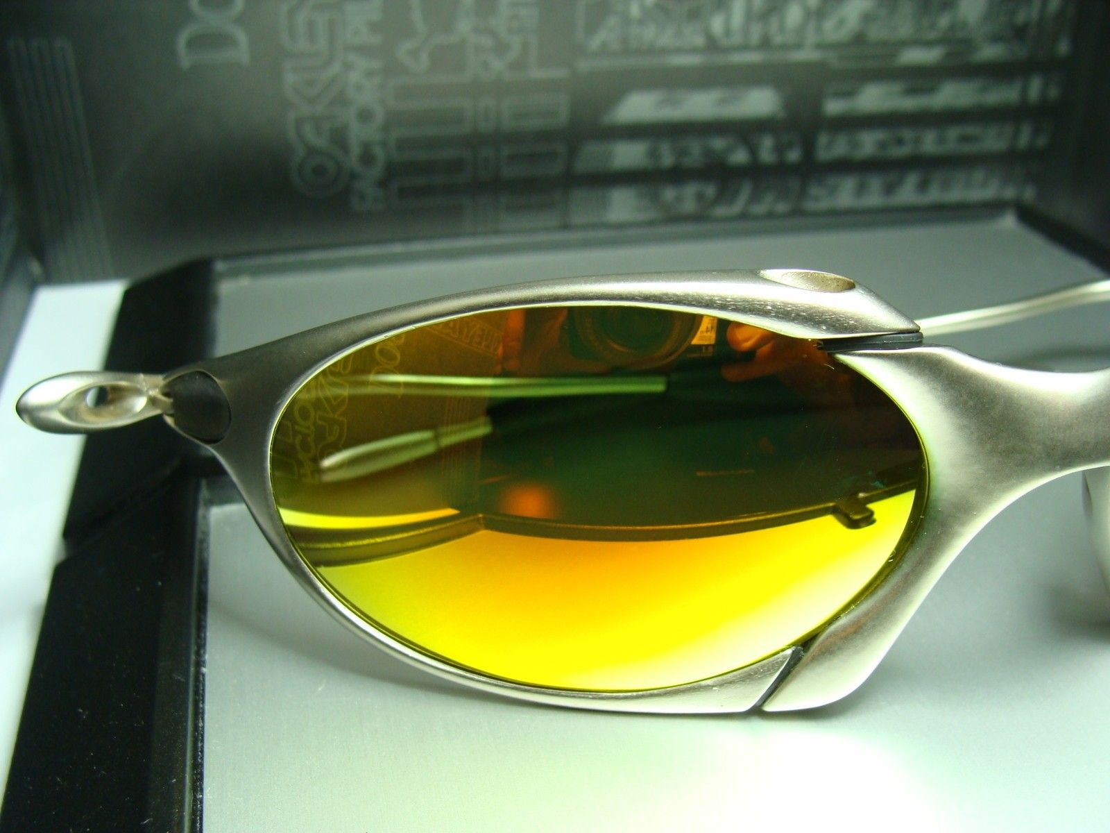 Brand New Romeo 1 Fire Iridium Custom Lenses - DSC04142.JPG