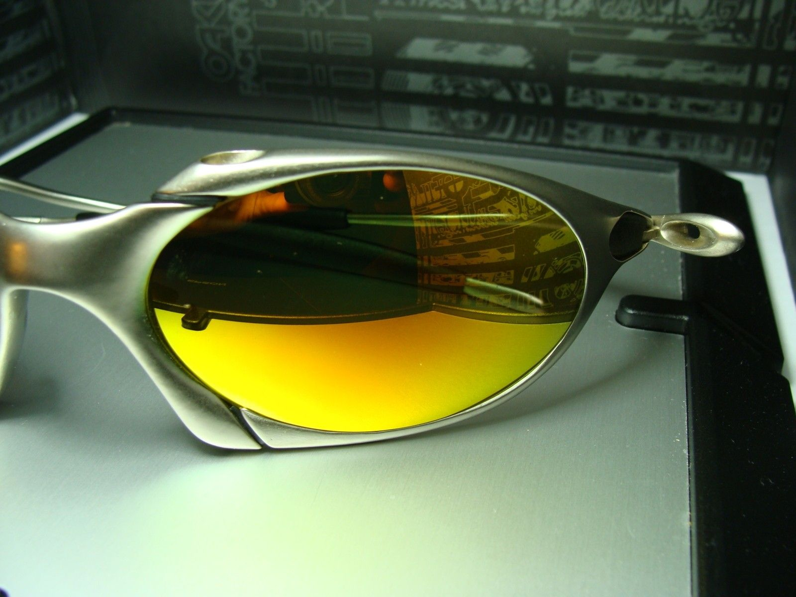 Brand New Romeo 1 Fire Iridium Custom Lenses - DSC04143.JPG