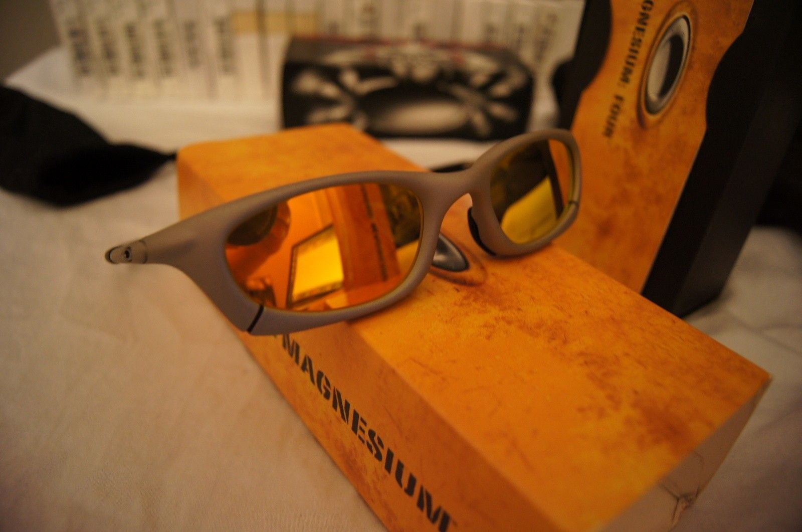 0f6894f166 Oakley Magnesium Four S Review « Heritage Malta