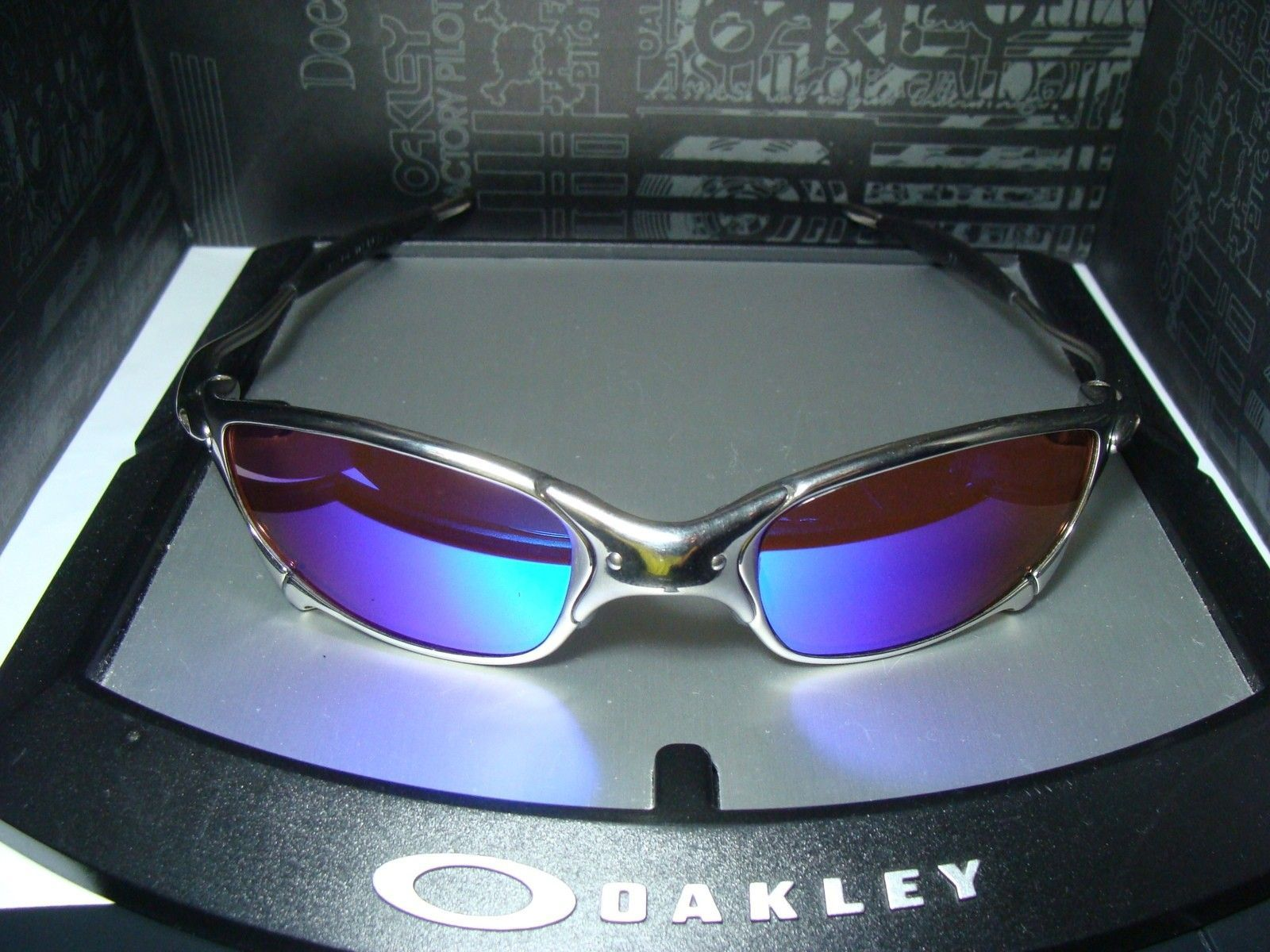 New Juliet Polished With Custom Cut Blue Iridium Lenses - DSC04592.JPG