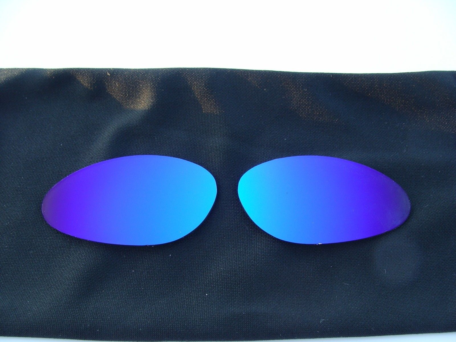 Custom Cut (Oakley) Lenses For Penny 10/011: 24k Polar, Red/Purple, Jade, Blue, Fire - DSC04604.JPG