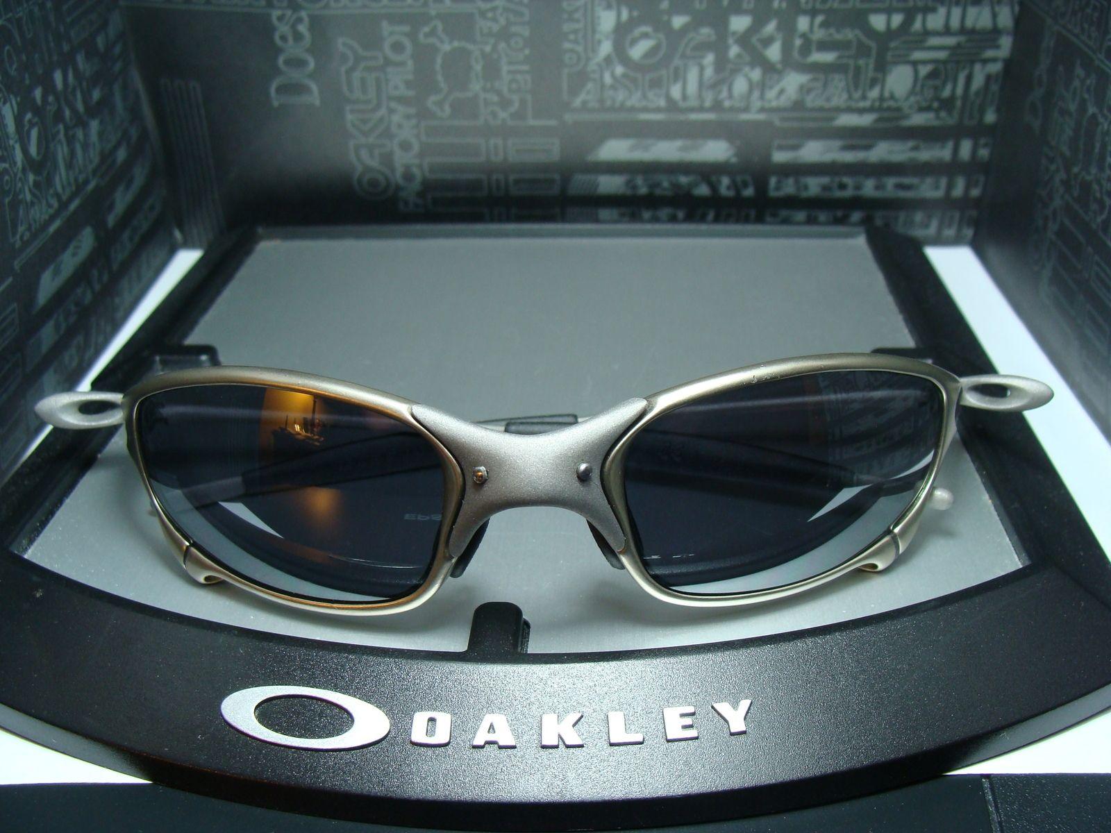 Juliet XMAN Ti-02,  Brand New Plasma Frame Turned Into A Ti-02, W/ New Black Lenses - DSC04870.JPG