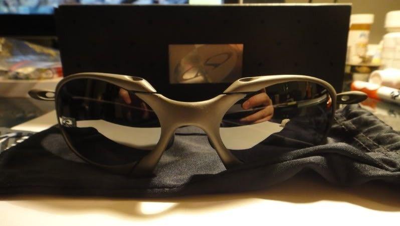 FS: Oakley Romeo 1.0 (Xmetal/black Iridium) NEW - DSC05104.jpg