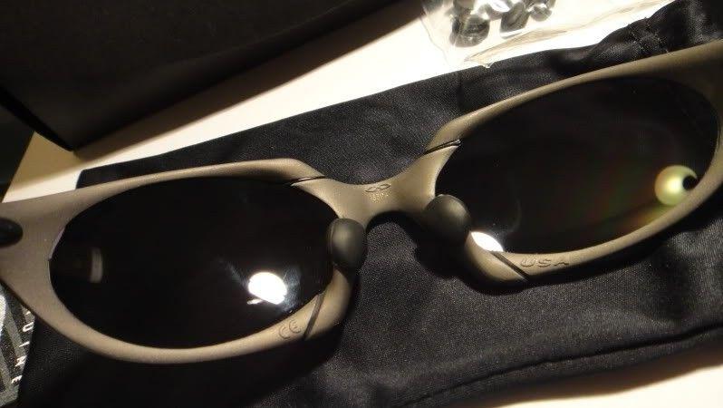 FS: Oakley Romeo 1.0 (Xmetal/black Iridium) NEW - DSC05111.jpg