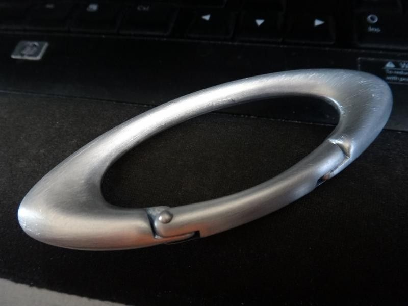 Project Success! - Removing Anodized Finish From Small Ellipse Carabiner Keychain! - DSC05319_zps695554f9.jpg