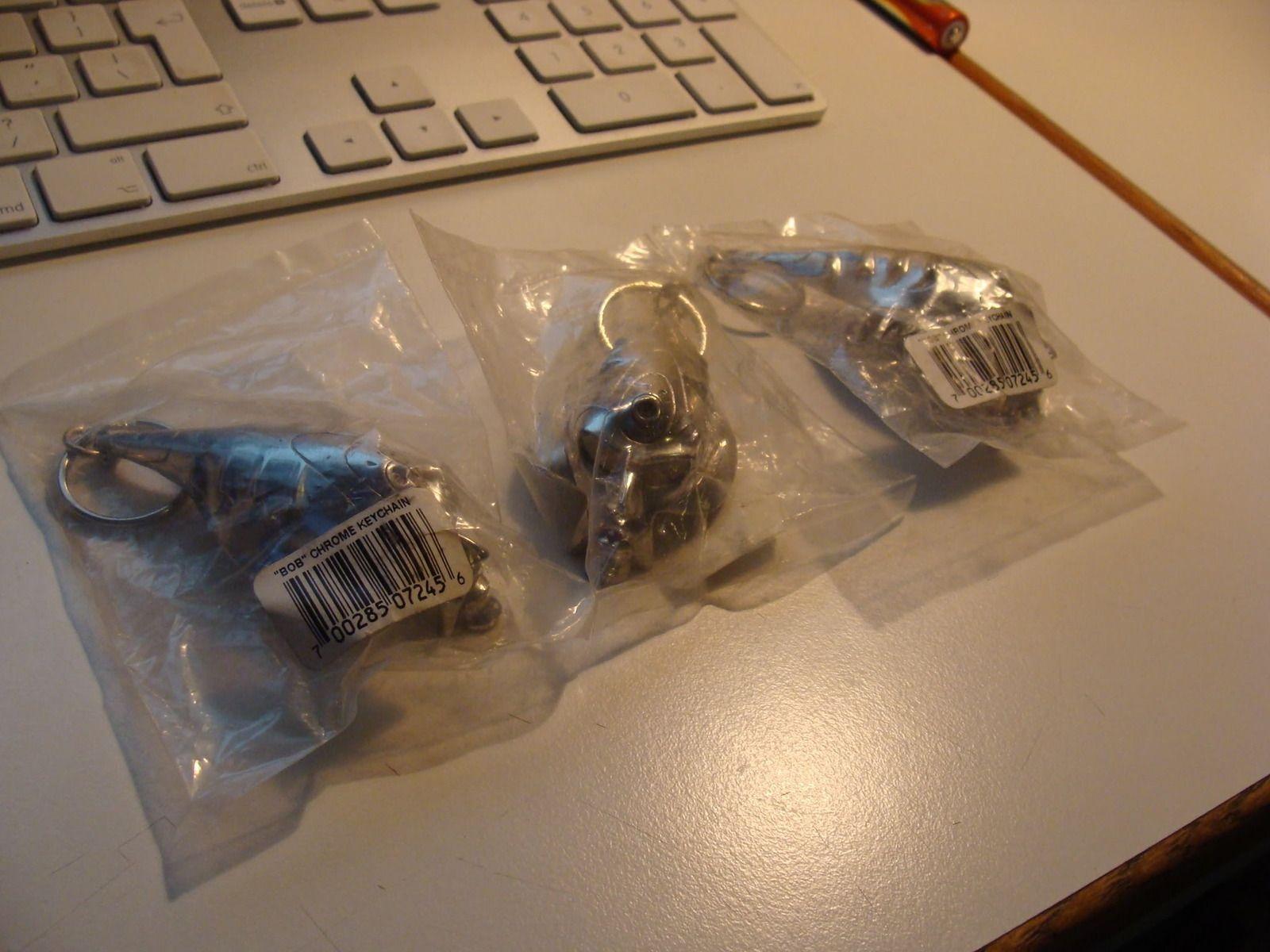 FS: Chrome Bob/ Bobhead Keychains NIP - DSC05578.jpg
