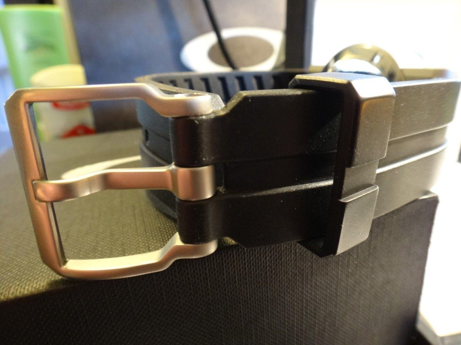 Oakley Gearbox brushed WHITE dial 10-064 stainless steel - DSC05734.JPG