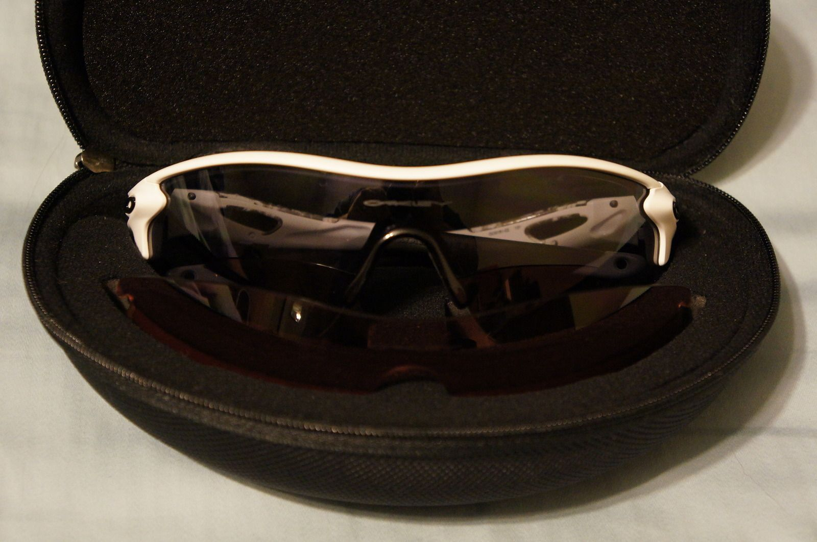 Radarlock - Matte White W/ Grey Polarized & G40 Path BNIB - Price Drop! - dsc07026u.jpg