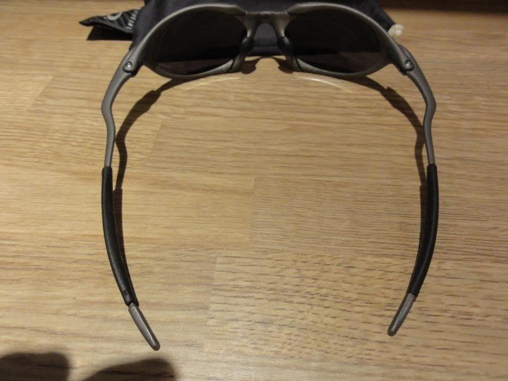 Oakley Romeo 1 X-Metal Black Iridium All Original - DSC07218_zpscdb67a6c.jpg