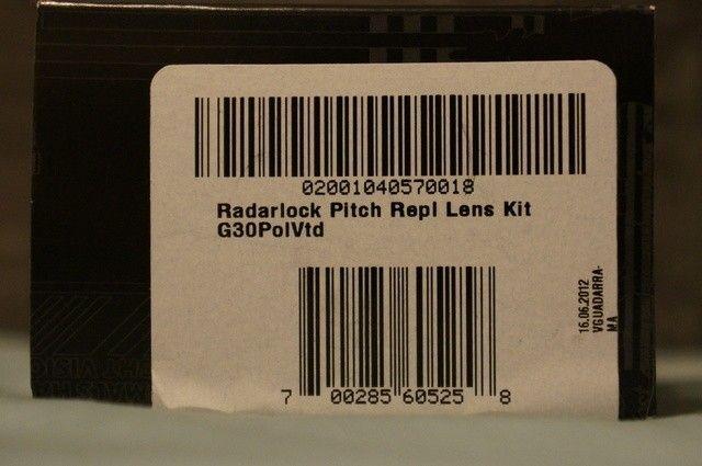 Radarlock G30 Polarized Vented Pitch Lens - BNIB - $100 / OBO - dsc07368aw.jpg