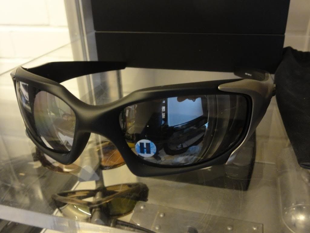 Brand New, Never Worn Pit Boss 1 Matte Black/Titanium/ BI Polarized - DSC07371_zpsf630da09.jpg